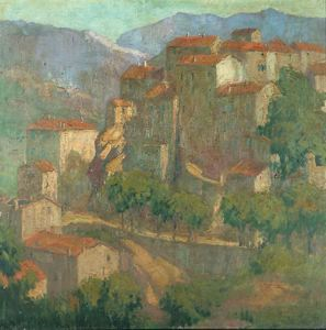 Image of Village in Corsica
