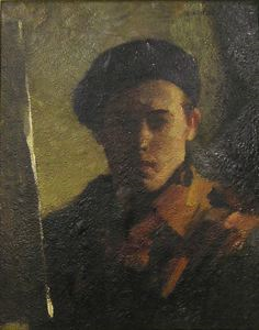 Image of Self-Portrait with Beret