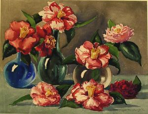 Image of Camellias