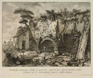 Image of Ruins of the Church of St. Sebastian