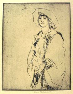 Image of Une Parisienne (No. 1)
