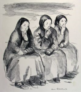 Image of Fishermen's Wives