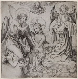 Image of The Baptism of Christ