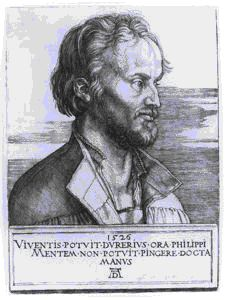 Image of Philip Melanchthon