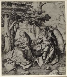 Image of Rest on the Flight into Egypt