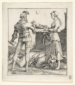 Image of The Beheading of St. John the Baptist