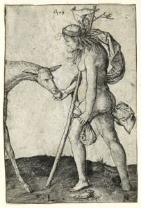 Image of The Woman with the Hind