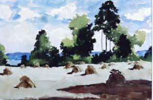 Image of Untitled (Landscape)