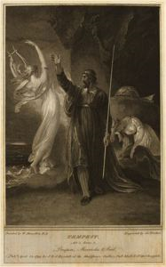 Image of Tempest, Act 1, Scene 2