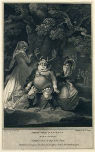 Image of Merry Wives of Windsor, Act 5, Scene 5