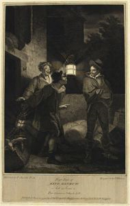 Image of King Henry IV, Part 1, Act 2, Scene 1