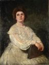 Image of Woman in White