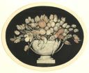 Image of Vase of Tulips
