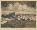 Image of The Storm—Grez-sur-Loing