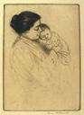 Image of Minnie Watts and Baby