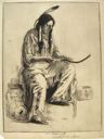 Image of American Indian Model in Class