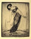 Image of Egyptian Dancer, Paris (No. 1)