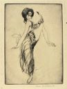 Image of Egyptian Dancer, Paris (No. 2)
