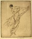 Image of Dancer with Veil (No. 3)