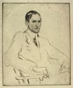 Image of Mr. McAdoo Seated