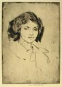 Image of Sketch of Miss Gladys Baldwin