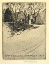 Image of The Ledges, Christmas, 1922