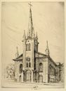 Image of Court Street Methodist Church, Montgomery, Alabama