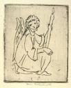 Image of Angel Holding a Candle