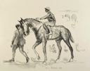 Image of Horse, Jockey and Trainer