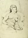 Image of Study for Nude Reading