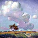 Image of Clouds, Giverny