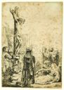 Image of The Crucifixtion: Small Plate