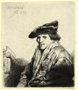 Image of Young Man in a Velvet Cap (Ferdinand Bol?)