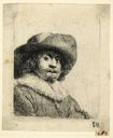 Image of Man in a Broad-Brimmed Hat