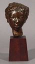 Image of Untitled (Head of a Girl)